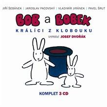 Bob a Bobek - Králíci z létajícího klobouku (komplet)