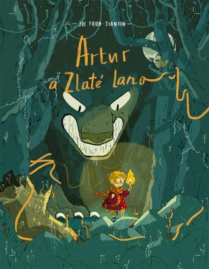 Artur a zlaté lano (české vydanie)