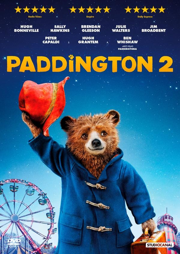 Paddington 2 - DVD
