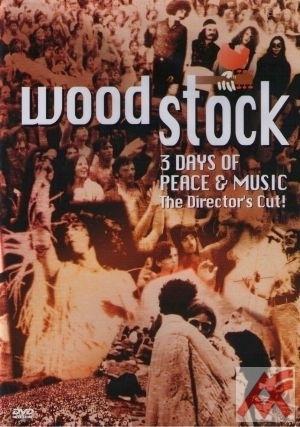 Woodstock. 3 dny míru & míru - DVD
