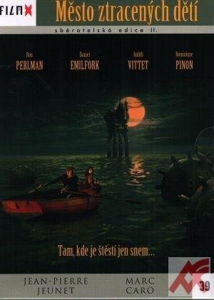 Město ztracených dětí - DVD (Film X II.)
