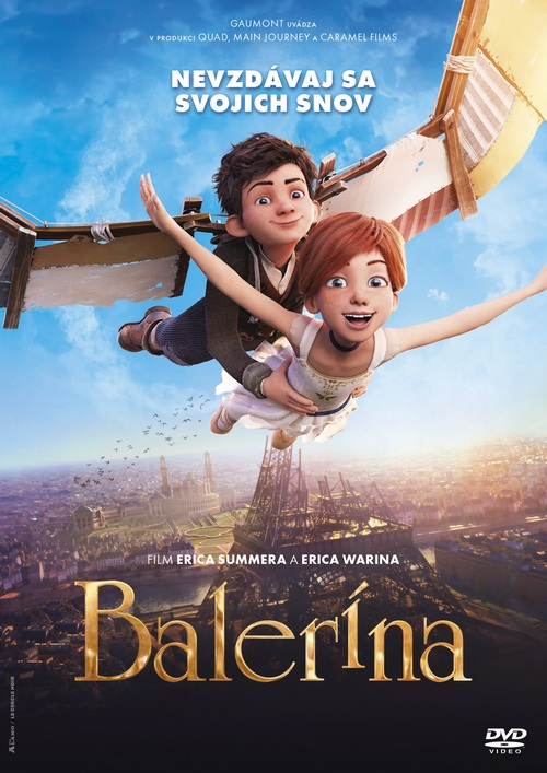 Balerína - DVD