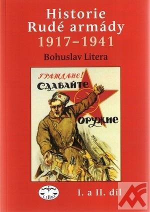Historie Rudé armády 1917-1941 I. a II. díl