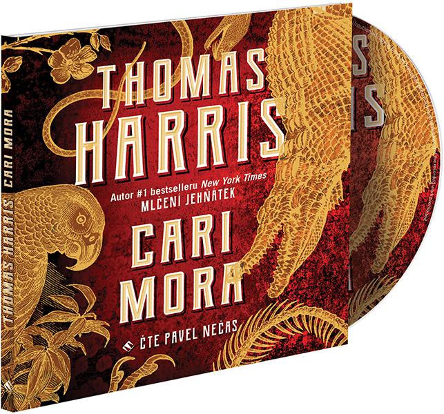 Cari Mora - CD MP3 (audiokniha)
