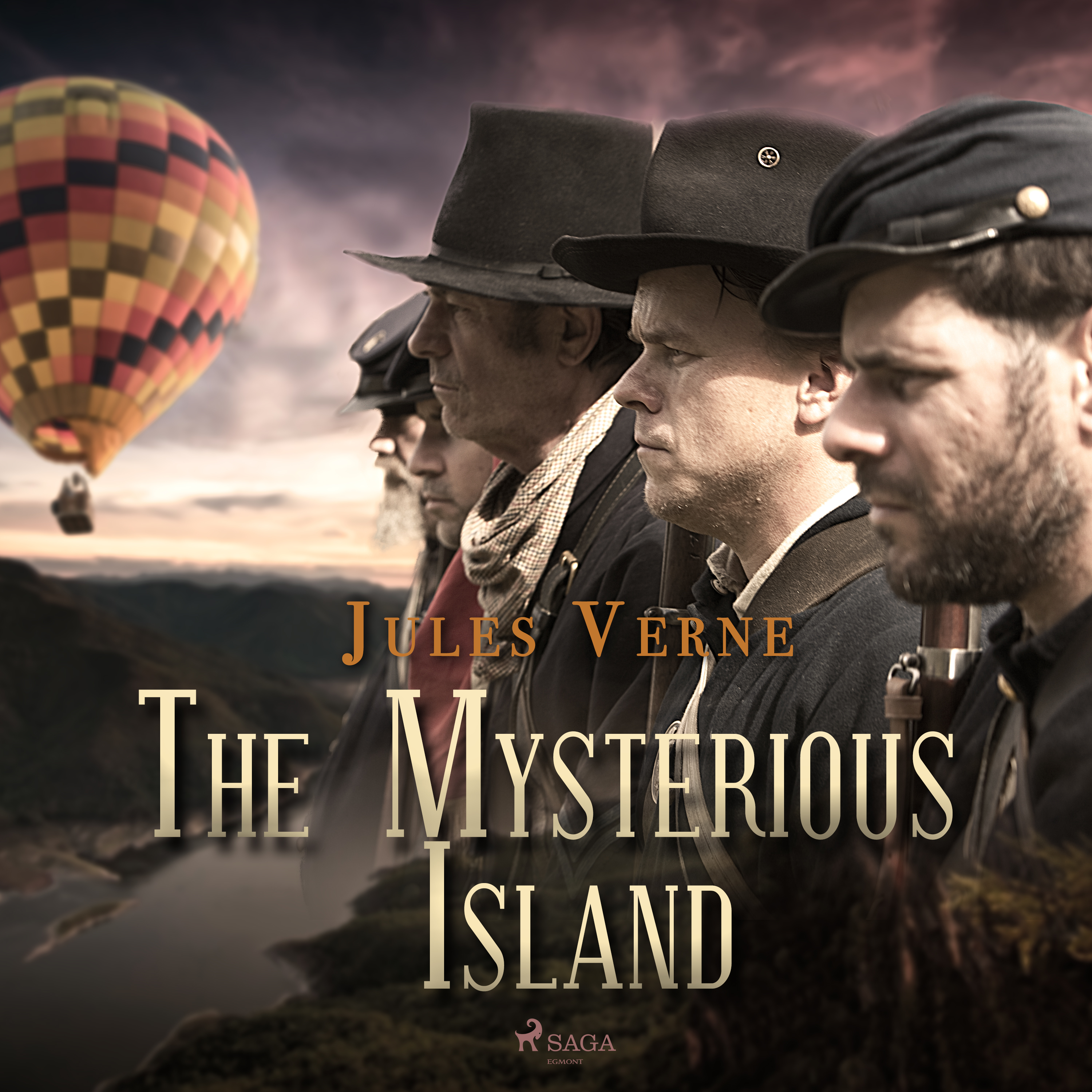 The Mysterious Island (EN)