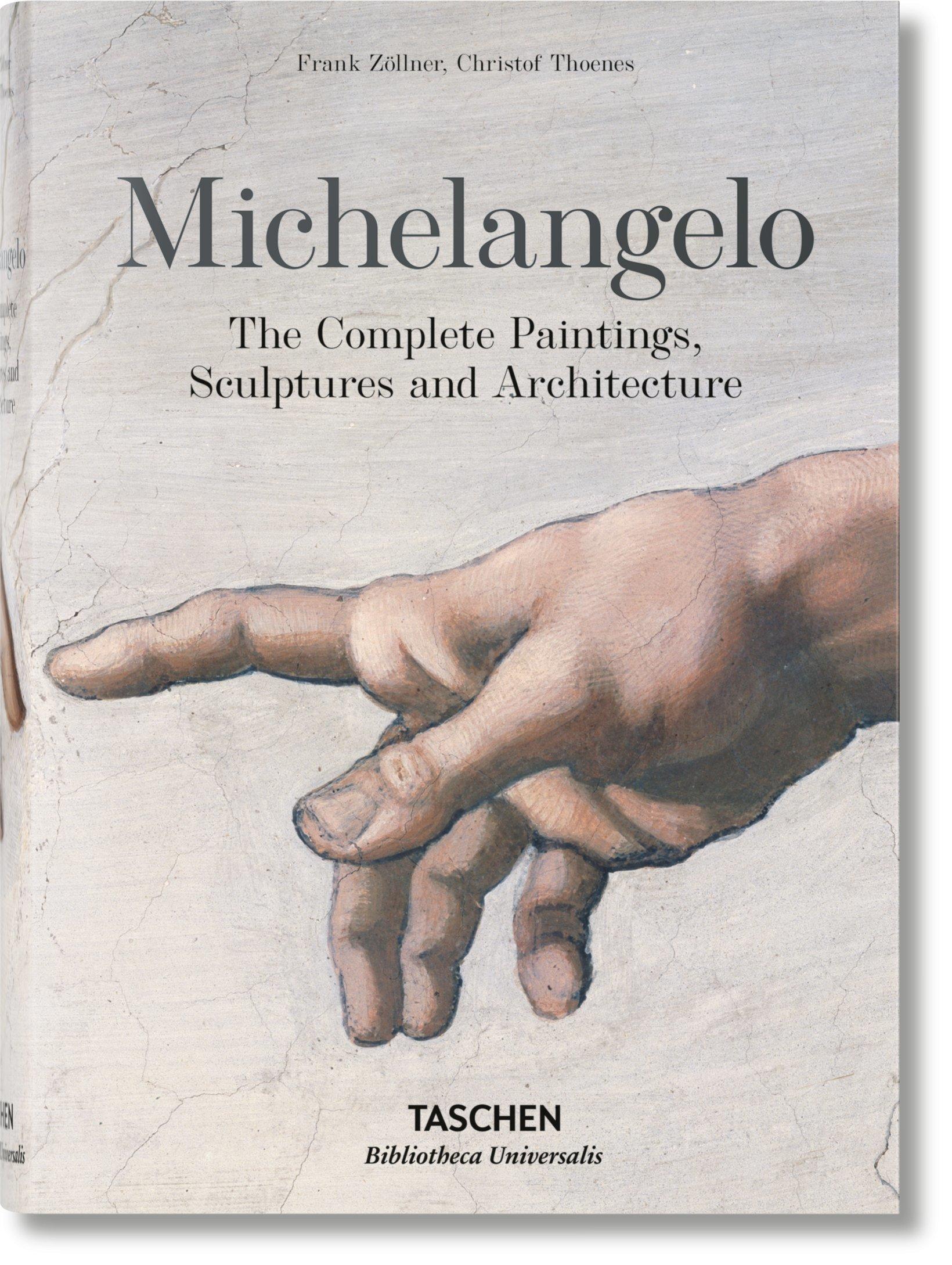 Michelangelo. The Complete Paintings, Sculptures