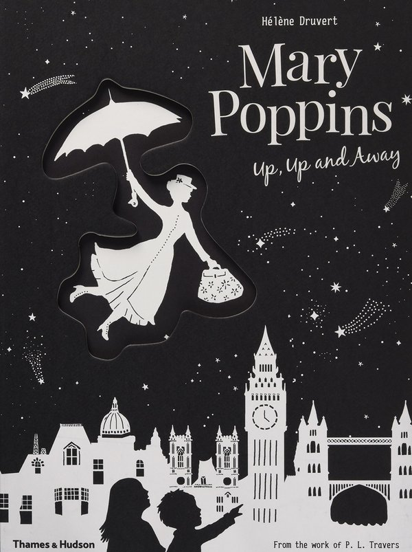 Mary Poppins. Up, Up and Away