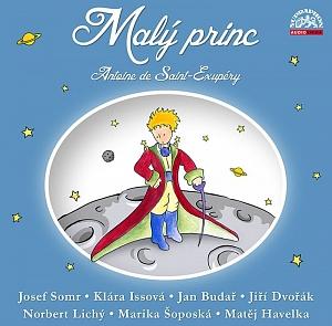 Malý princ - MP3 CD (audiokniha)