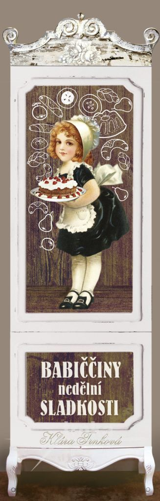 Babiččiny nedělní sladkosti