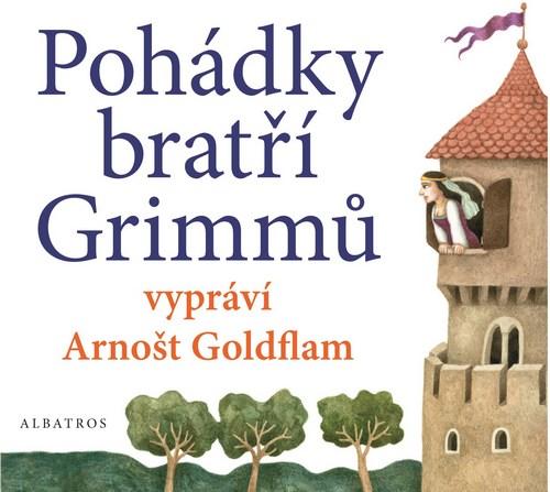 Pohádky bratří Grimmů - CD (audiokniha)