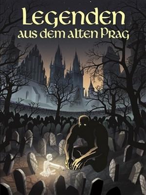 Legendy staré Prahy (nemecká verzia) - DVD