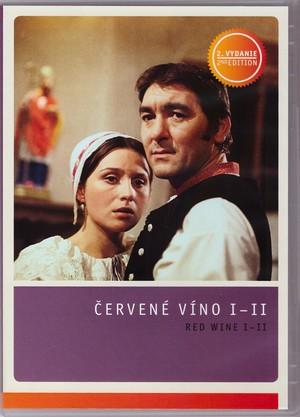 Červené víno I-II - DVD