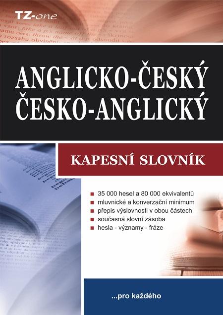 Anglicko-český/ česko-anglický kapesní slovník
