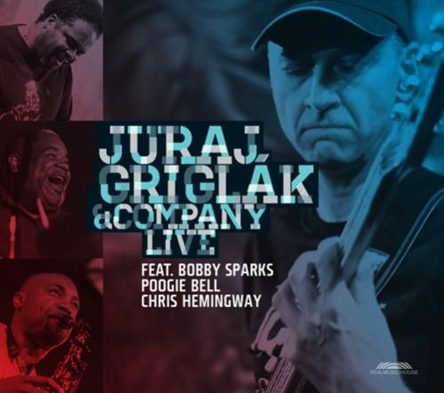Juraj Griglák & Company Live - CD