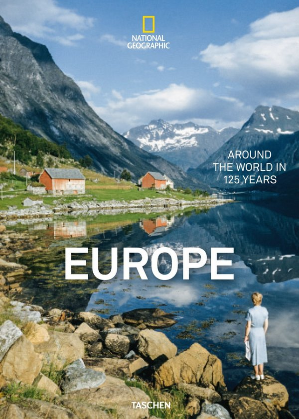 National Geographic: Around the World in 125 Years - Europe