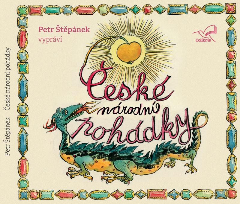 České národní pohádky - CD (audiokniha)
