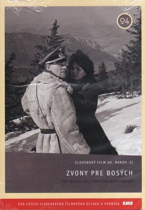 Zvony pre bosých / The Bells Toll for the Barefooted - DVD