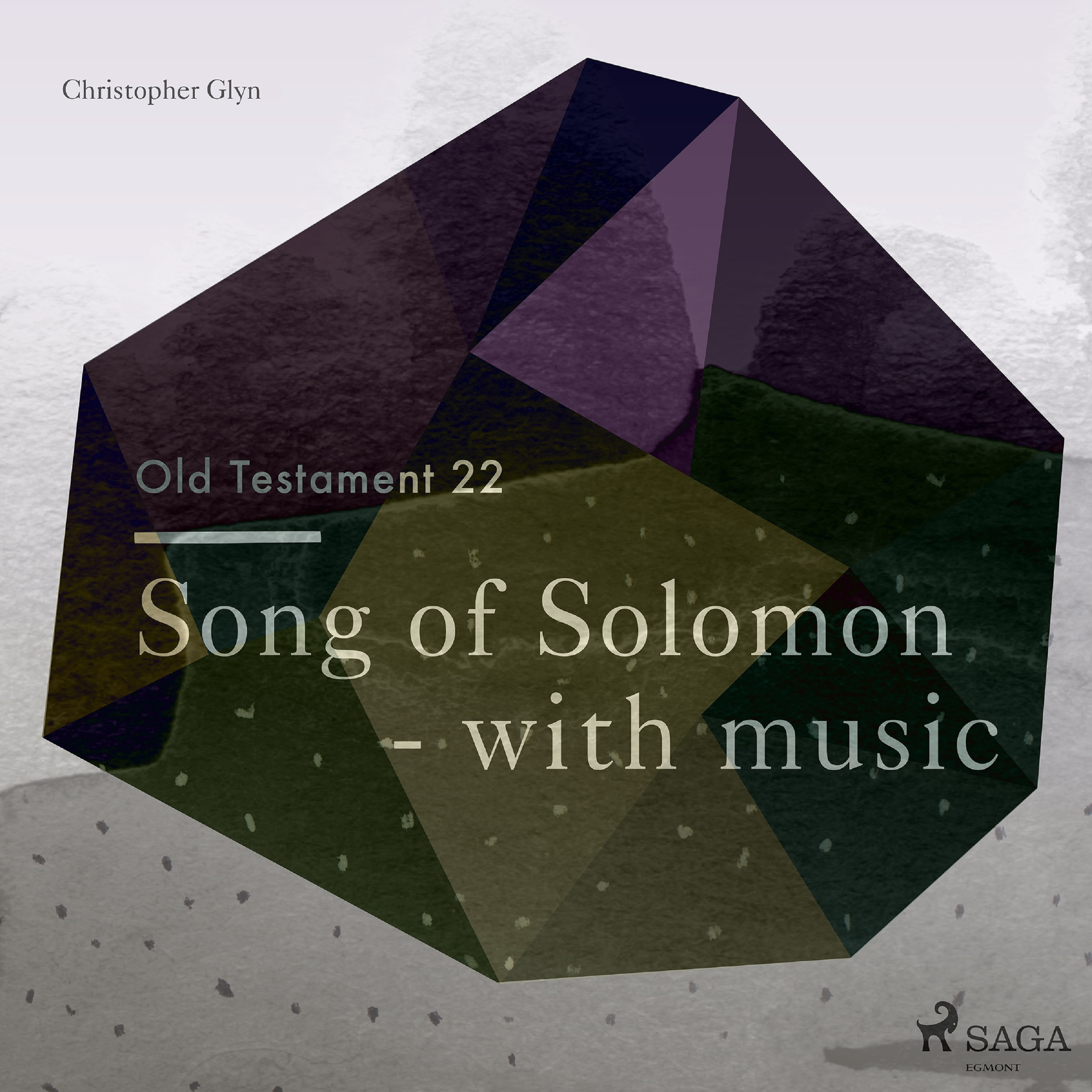 The Old Testament 22 - Song Of Solomon - with music (EN)