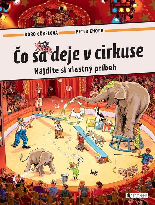 Čo sa deje v cirkuse
