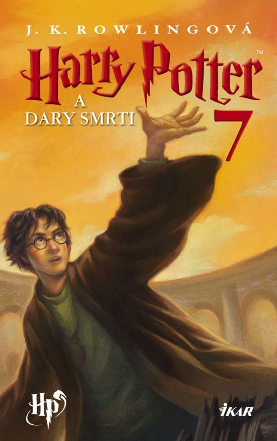 Harry Potter a Dary smrti (tvrdá väzba)