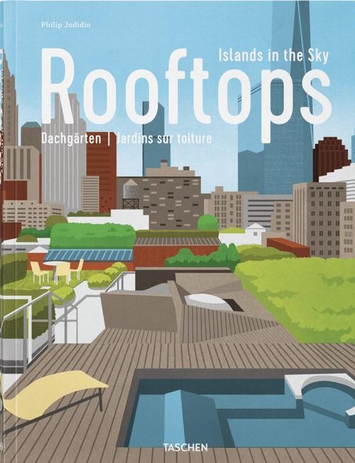 Rooftop. Islands in the Sky