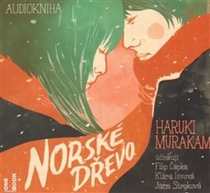Norské dřevo - CD MP3 (audiokniha)