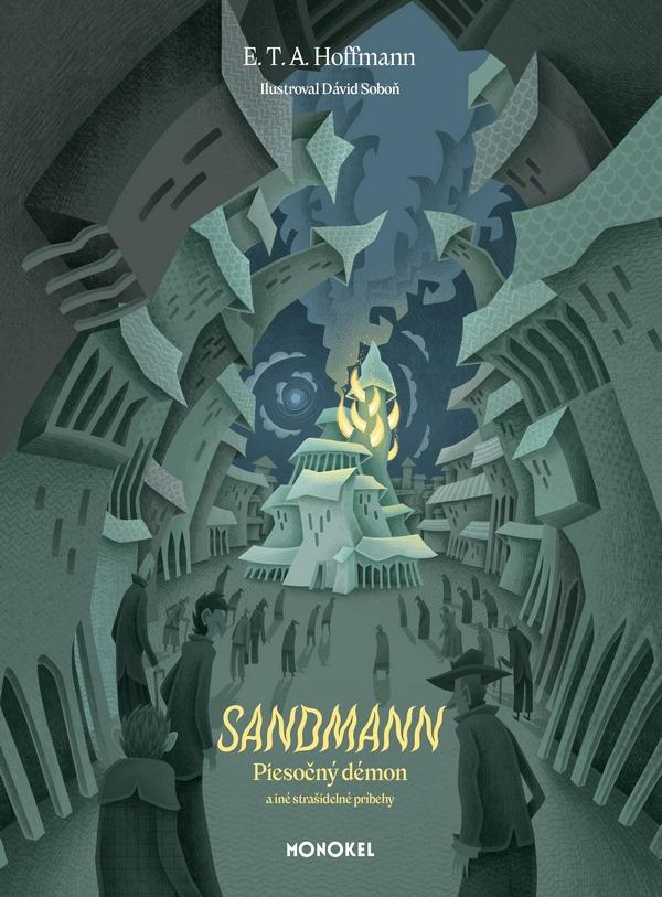 Sandmann. Piesočný démon a iné strašidelné príbehy