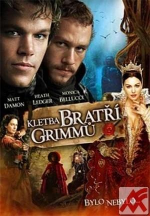 Kletba bratří Grimmů - DVD