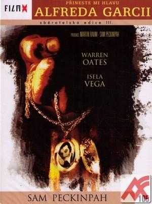 Přineste mi hlavu Alfreda Garcii - DVD (Film X III.)