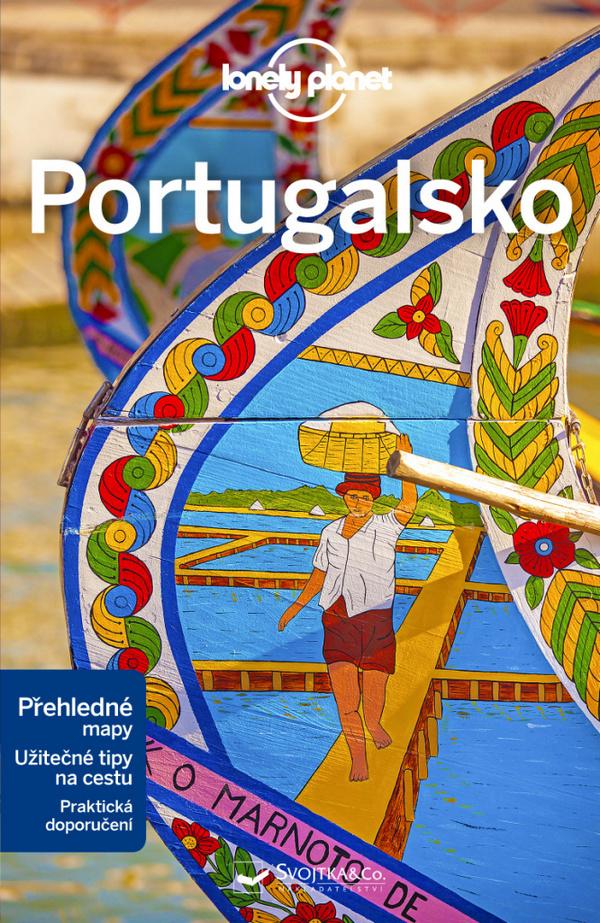 Portugalsko - Lonely Planet (5.vydanie)