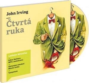 Čtvrtá ruka - 2 CD MP3 (audiokniha)
