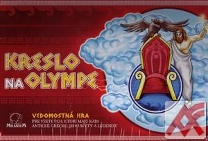 Kreslo na Olympe - vedomostná hra