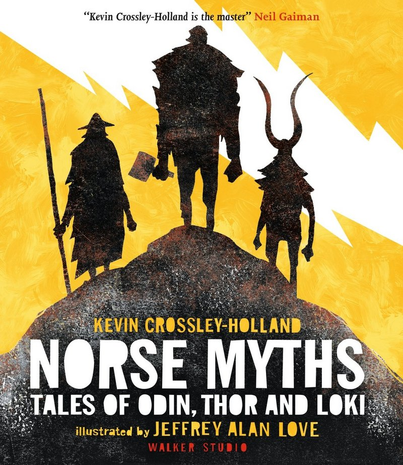 Norse Myths. Tales of Odin, Thor and Loki