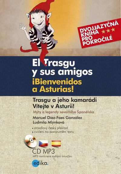 Trasgu a jeho kamarádi / El Trasgu y sus amigos + MP3 CD