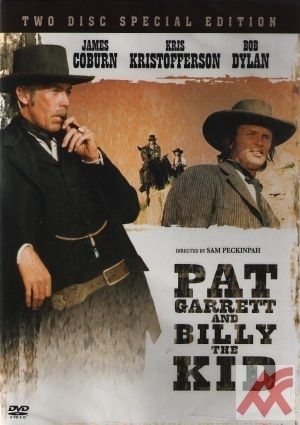 Pat Garret a Billy Kid - 2 DVD