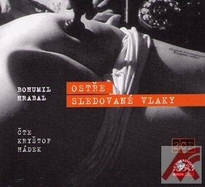 Ostře sledované vlaky - 2 CD (audiokniha)