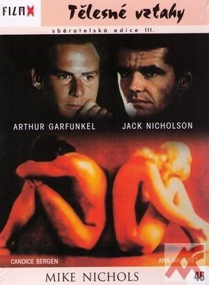 Tělesné vztahy - DVD (Film X III.)