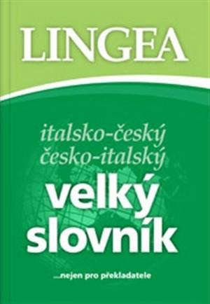 Italsko-český, česko-italský velký slovník