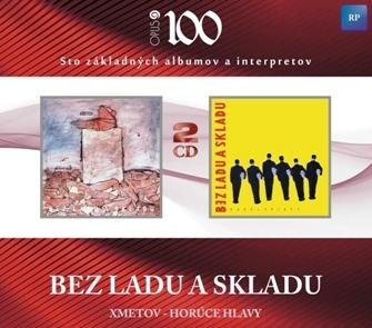 Xmetov / Horúce hlavy - 2 CD