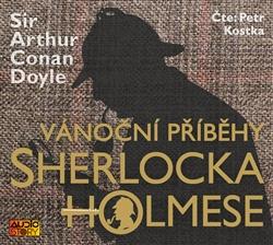 Vánoční příběhy Sherlocka Holmese - MP3 CD (audiokniha)