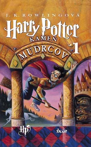 Harry Potter a Kameň mudrcov (tvrdá väzba)