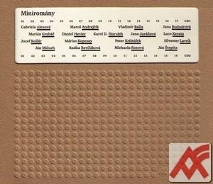 Miniromány (kniha + 2 CD)