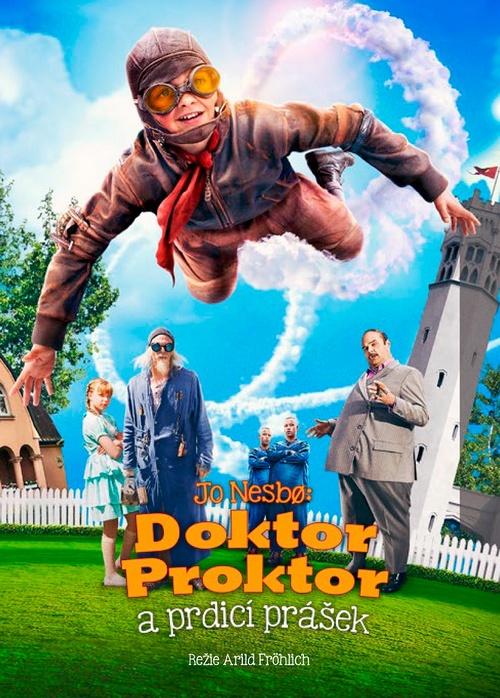 Doktor Proktor a prdicí prášek - DVD