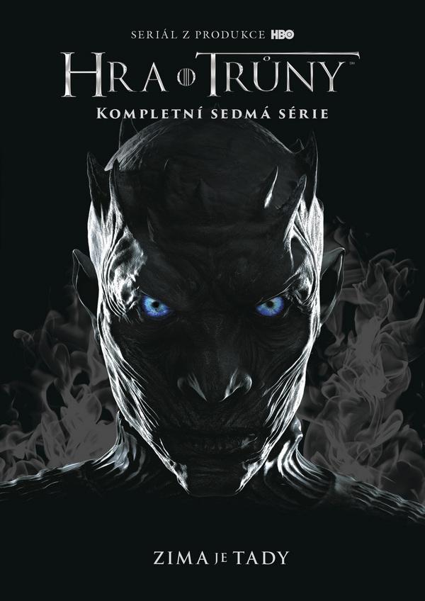 Hra o trůny. Kompletní 7. série - 4 DVD