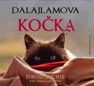 Dalajlamova kočka - MP3 CD (audiokniha)