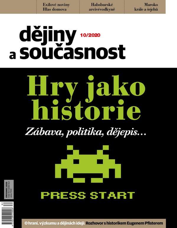 Dějiny a současnost 10/2020