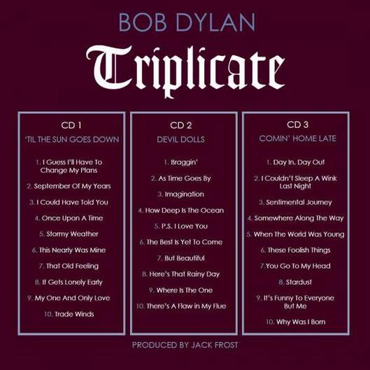 Triplicate - 3CD