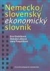 Nemecko-slovenský ekonomický slovník