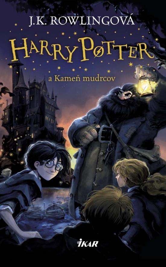 Harry Potter a Kameň mudrcov (mäkká väzba)