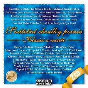 Sváteční chvilky poezie - CD (audiokniha)
